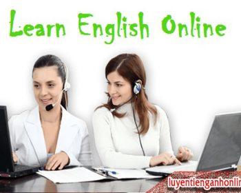 Những cách học tiếng Anh online hiệu quả bạn không thể bỏ qua