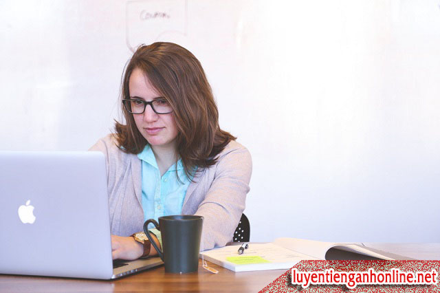 Học tiếng Anh trực tuyến với người nước ngoài