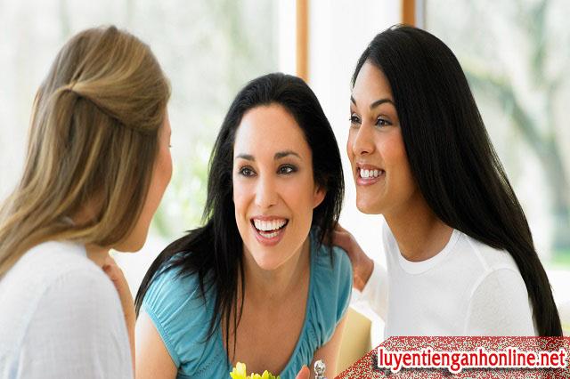Học từ vựng tiếng Anh theo chủ đề family